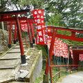 写真:信貴山城跡