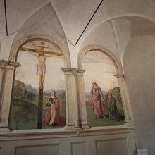 サンタ マリア マッダレーナ デ パッツィ修道院