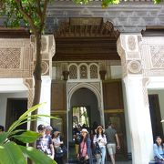 モロッコの大奥的宮殿