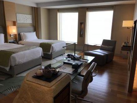 インターコンチネンタルホテル大阪 写真
