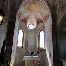 16世紀の礼拝堂