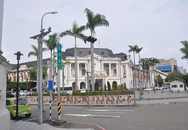 台中市政府庁舎