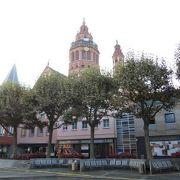 2016年9月Dom Mainz マインツ大聖堂 心の安らぎ旅行♪