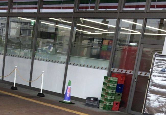 セブンイレブン Kiosk高知駅