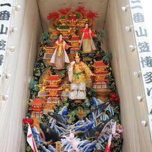 博多リバレインの飾り山笠