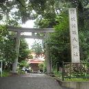 比波預天神社