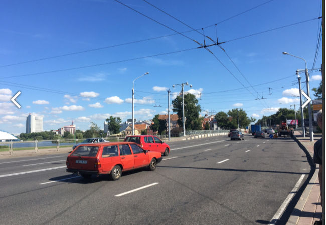 M バクダノヴィッチ通り