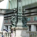 日本橋 麒麟像