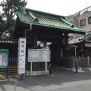 泉岳寺中門