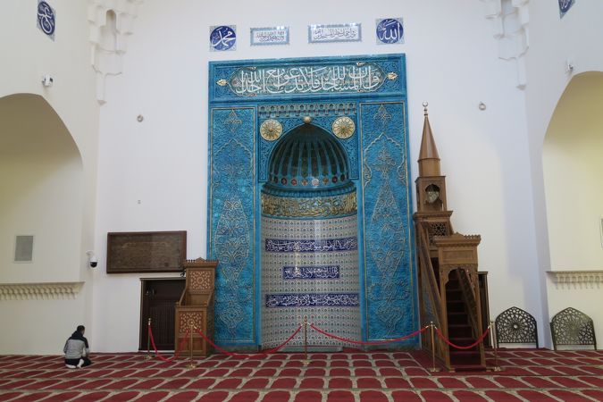 サンクトペテルブルク モスク