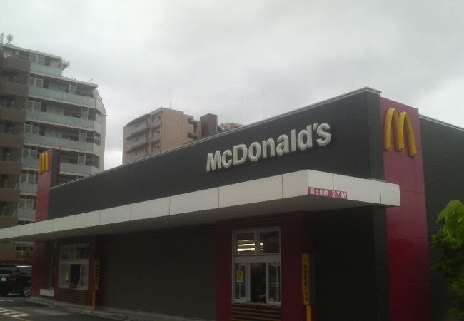 マクドナルド 16号八千代村上店