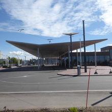 空港の入り口