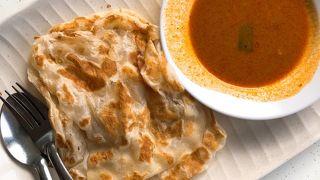 そこそこヒットなロティプラタ「Labbaik Restaurant」&糖水でデザート。