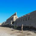 写真:城壁とタリパチ門