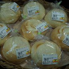 塩バタークッキーパン