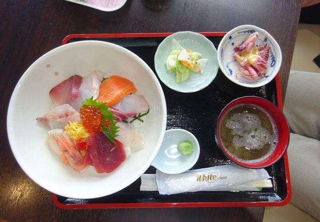 海鮮丼・定食 凪