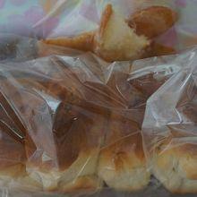 食パン風のぶどうパン