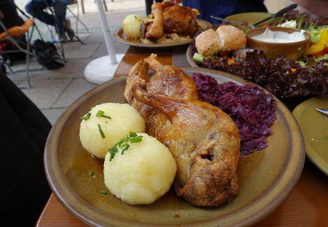 安くてボリューム満点のドイツ料理