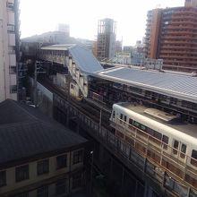 大阪を代表する駅の一つ?