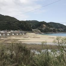 熊野古道:大泊海水浴場