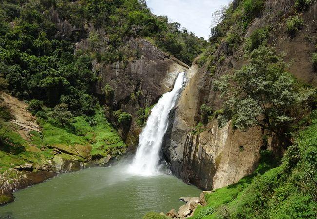 ドゥンヒンダ滝