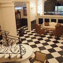 モダンなお部屋も素敵です
