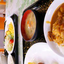 青森の郷土料理を楽しめます