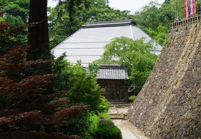 清水寺蓮乗院庭園
