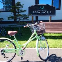 レンタル自転車無料