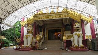 ビルマ仏教寺院