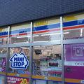 写真:ミニストップ 上野池之端店