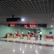 MRTが開通し便利になりました