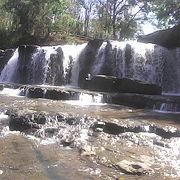 ラオス、パクセーからちょっと足をのばして、自然いっぱい、ロの滝。