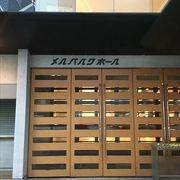 ここは、結婚式や各種パーティ会場として使われているそんな場所です。長野駅からは、徒歩5分程度の所