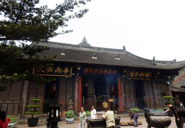 文殊院寺廟