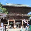 新潟総鎮守 白山神社