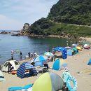 青井浜ワンワンビーチ
