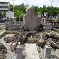 写真:舟仙の墓