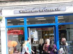 ウィンダミア アイスクリーム