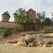 2016年9月Nuernberg Kaiserburg ニュルンベルク城 (カイザーブルク) 心の安らぎ旅行♪