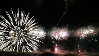 江の川祭花火大会
