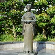 成田市出身の女流俳人