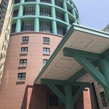可愛らしい建物