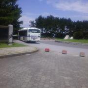 海浜交通のバスを利用