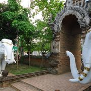 とても綺麗な寺院です。