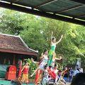 写真:カンボジア民俗文化村