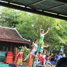 カンボジア民俗文化村