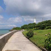 フサキビーチから近くに位置する撮影スポットです。色んな景色を楽しめる。