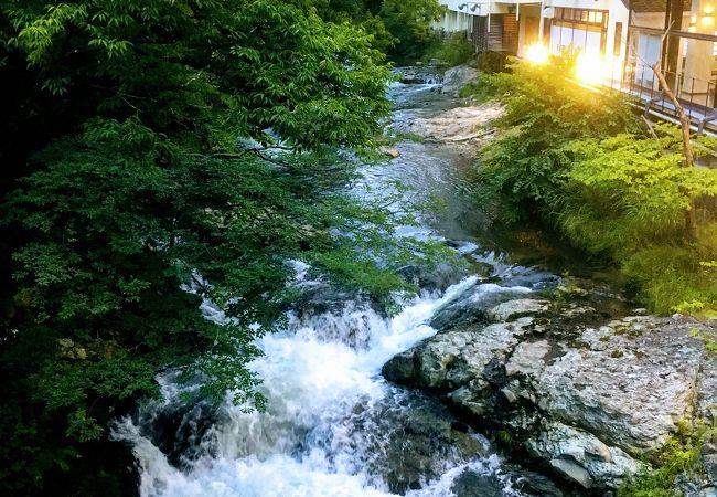 五百川渓谷