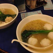 鶏記 潮州麺食